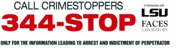 Crime stoppers billboard